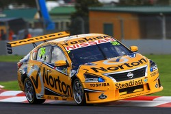 V8SUPERCARS: Michael Caruso, Nissan Motorsport