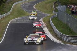 Maxime Martin, Jorg Muller, Marco Wittmann, BMW Sports Trophy Team Marc VDS, BMW Z4 GT3