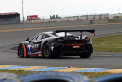 #7 DKR Engineering Mc Laren MP4/12C: Toni Manuel Samon, Laurent Cazenave