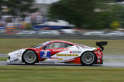 #3 Sport Garage Ferrari 458 Italia: Eric Cayrolle, Arno Santamato