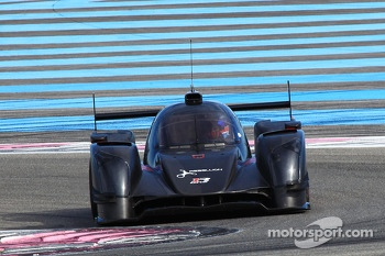 Rebellion R-One April testing