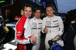 Pole position for Romain Dumas, Neel Jani, Marc Lieb