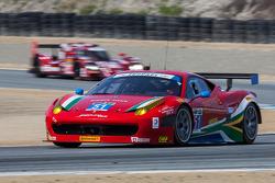 #51 Spirit of Race Ferrari 458 Italia: Jack Gerber, Eddie Cheever