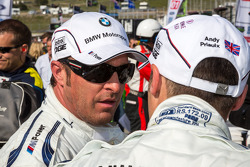 Bill Auberlen and Andy Priaulx second place