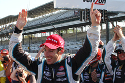 INDYCAR: Race winner Simon Pagenaud