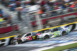 Austin Dillon and Casey Mears