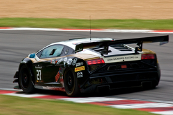 #27 Grasser Racing Team Lamborghini LFII: Sascha Halek, Stefan Landmann