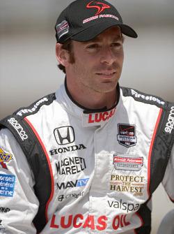 INDYCAR: Simon Pagenaud, Schmidt Peterson Hamilton Motorsport Honda