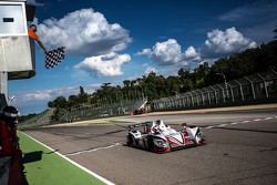 ELMS: #38 Jota Sport Zytek Z11SN Nissan: Simon Dolan, Harry Tincknell, Filipe Albuquerque takes the win