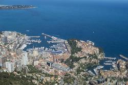 A scenic view of Monaco