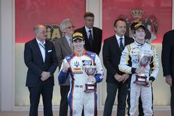 Second place Sergio Canamasas