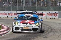 #18 Muehlner Motorsports America Porsche 911 GT America: David Calvert-Jones & Matt Bell