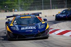 PWC: #9 K-PAX Racing McLaren 12C GT3: Alex Figge