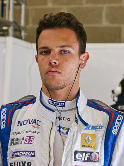 WSR: Luca Ghiotto