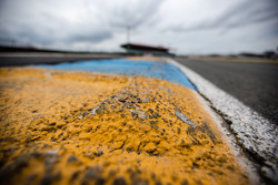 Kerb at Ford Chicane