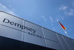 Dempsey Racing - Proton paddock area