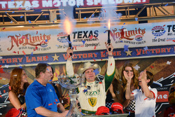 INDYCAR: Race winner Ed Carpenter, Ed Carpenter Racing Chevrolet