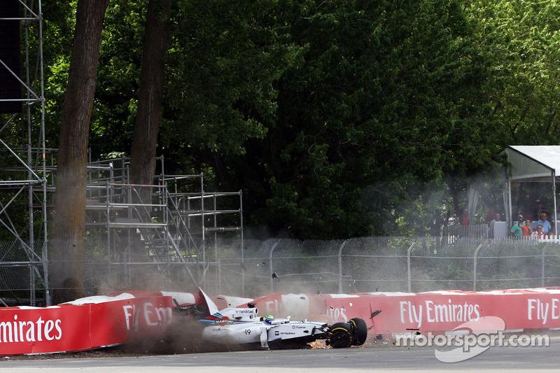 Felipe Massa: Grand Prix von Kanada 2014 in Montreal