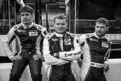 Anton Ladygin, Viktor Shaitar and Kirill Ladygin