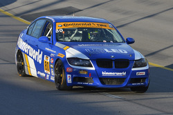 #80 Bimmerworld Racing BMW 328i: Eric Zimmermann, Corey Fergus