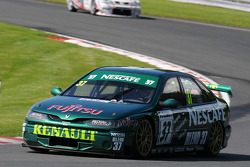 Simon Garrad, Ex Jean Christophe Boullion 1999  BTCC Williams Renault Laguna ST
