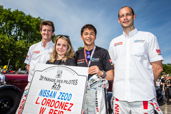 Satoshi Motoyama, Lucas Ordonez and Wolfgang Reip