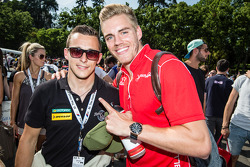 Christian Klien and Dominik Kraihamer