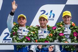 LMP2 podium: third place Paul-Loup Chatin, Nelson Panciatici, Oliver Webb