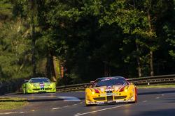 #66 JMW Motorsport Ferrari 458 Italia: Abdulaziz Al Faisal, Seth Neiman, Spencer Pumpelly