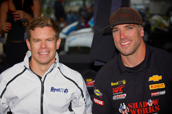 BestIT Racing Andy Lee (left) and Geoff Reeves (right)