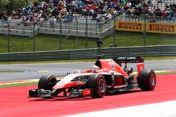 Jules Bianchi, Marussia F1 Team MR03 runs wide