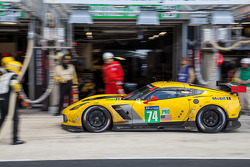 LEMANS: #74 Corvette Racing Chevrolet Corvette C7: Oliver Gavin, Tom Milner, Richard Westbrook