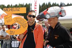 Norbert Michelisz fans