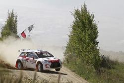 Sébastien Chardonnet and Thibault de la Haye, Citröen DS3 R5