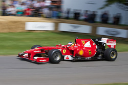 Ferrari F2007 - Pedro de la Rosa