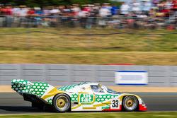 #33 1989 Porsche 962: Henrik Lindberg