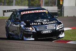 V8SUPERCARS: Todd Kelly, Jack Daniels Nissan