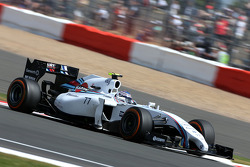 F1: Valtteri Bottas, Williams F1 Team