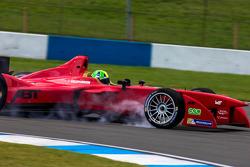FORMULA-E: Lucas di Grassi, Audi Sport ABT