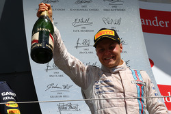 2nd place Valtteri Bottas, Williams FW36