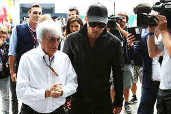 F1: Bernie Ecclestone, with Michael Fassbender, Actor