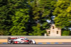 #3 Audi Sport Team Joest Audi R18 E-Tron Quattro: Filipe Albuquerque, Marco Bonanomi, Oliver Jarvis