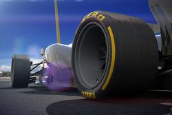 Pirelli 18-inch concept tire