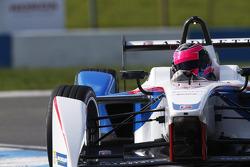 FORMULA-E: Franck Montagny, Andretti Autosport