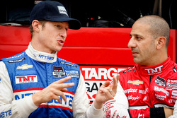 INDYCAR: Ryan Briscoe and Tony Kanaan