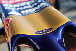 Scuderia Toro Rosso STR9 nosecone