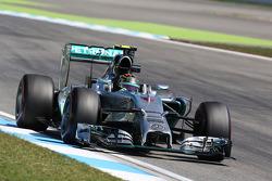 F1: Nico Rosberg, Mercedes AMG F1 W05