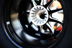 Pirelli tyre, wheel rim