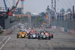 INDYCAR: Race start