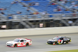 Kyle Larson and Kasey Kahne